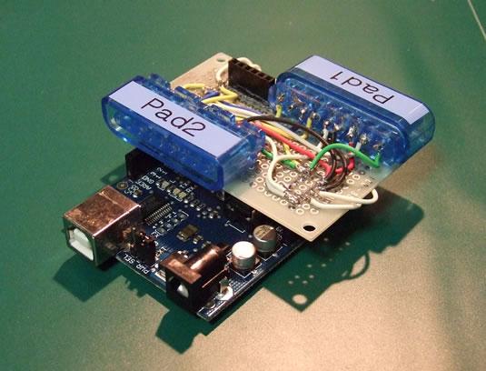 Studio gyokimae arduino ps controller interface